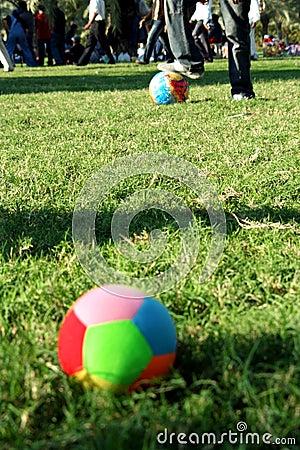Colourful sport