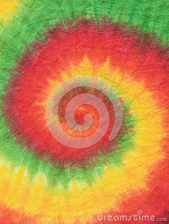 Free Colourful Tie Dyed Pattern Background. Stock Photography - 60536802