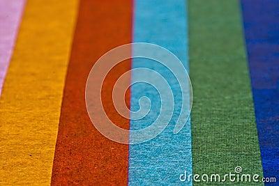 Colorful l tissue paper