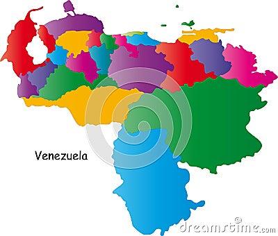 Colourful Venezuela