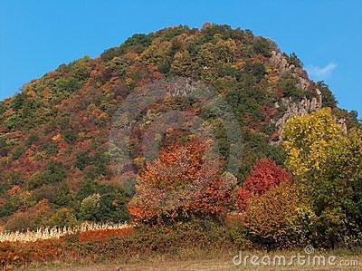 Colourfull wzgórze
