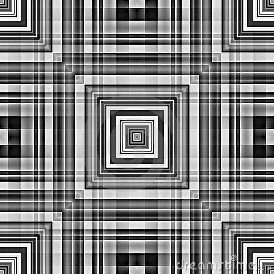 Colourless foursquare tile-able abstract pattern.