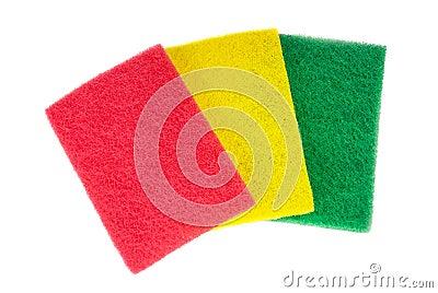 Colours napkin