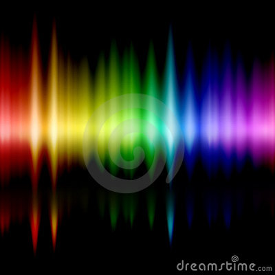 Colours spectrum