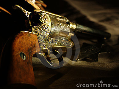 Colt 45 Peacemaker