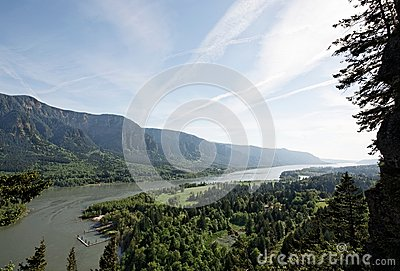 Columbia River Gorge, Pacific Northwest, Oregon