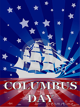 Free Columbus Day Stock Images - 16141854