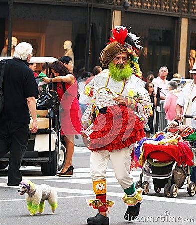 Columbus Day Parade Editorial Photography