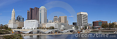 Columbus Ohio (panoramic)