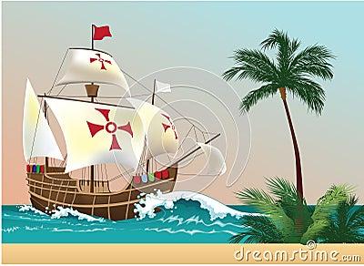 COLUMBUS  S SHIPS