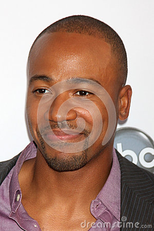 Columbus Short arrives at the ABC / Disney International Upfronts Editorial Stock Photo