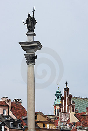 Column of The King Sigismund III Wasa