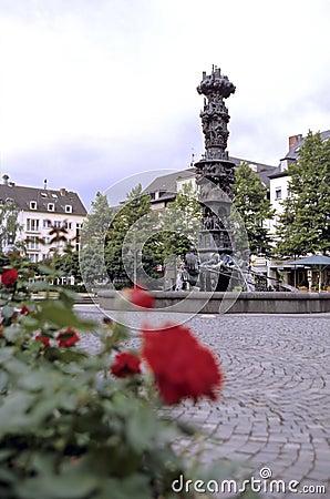 Column- Koblenz, Germany