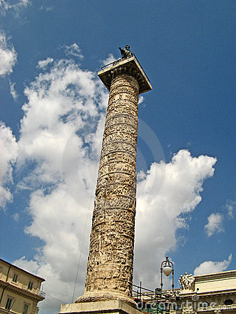 Column of Marcus Aurelius 01