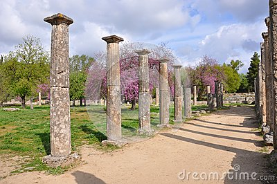 Column of Olympia