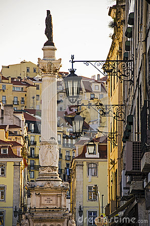 Column of Pedro IV