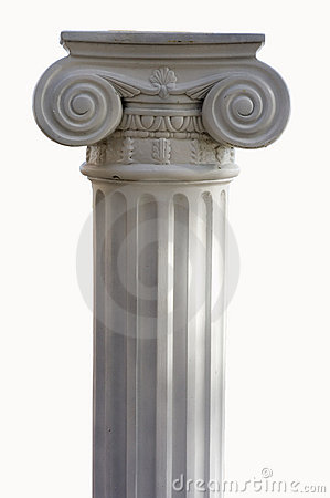 Columna griega