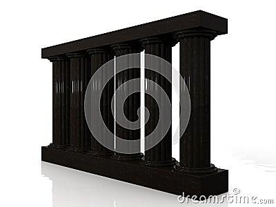 The columns №1