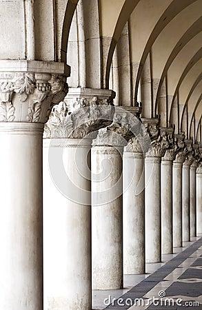 Columns Venice