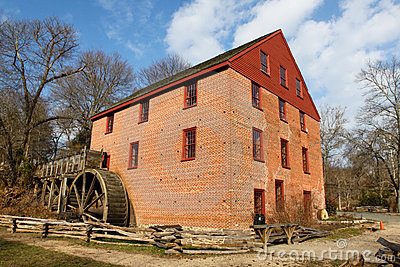 Colvin Run Gristmill Great Falls VA (DC Metro)