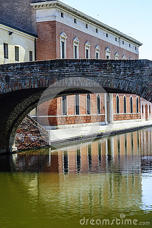 Comacchio - most