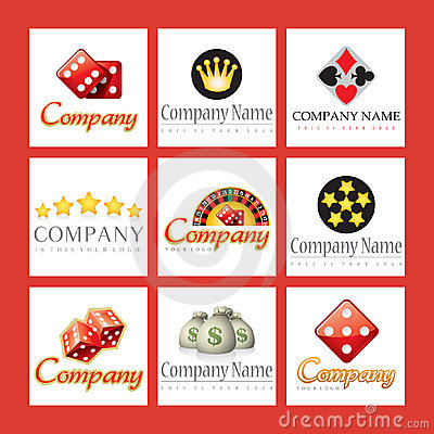 Comapany logos for casinos