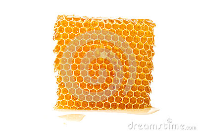 Comb with honey