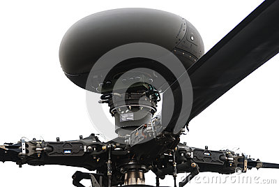 Combat Helicopter Rotor