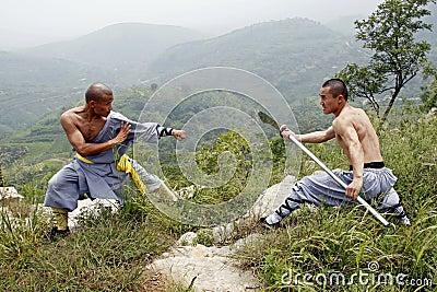 Combattimento munito.