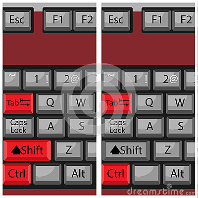 Free Combination Button Keyboard, Page Next And Back Royalty Free Stock Photo - 66296195