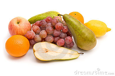 Combination of fruits