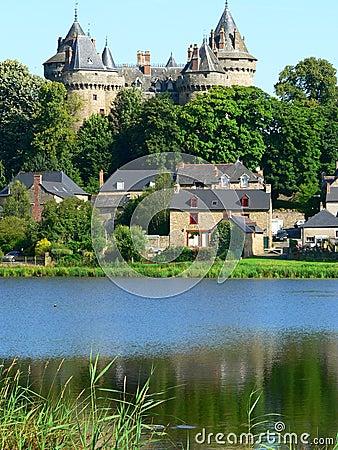 Combourg Castle (France)