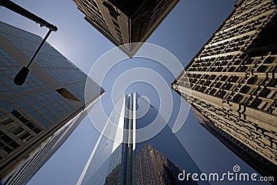 Comcast摩天大楼在费城