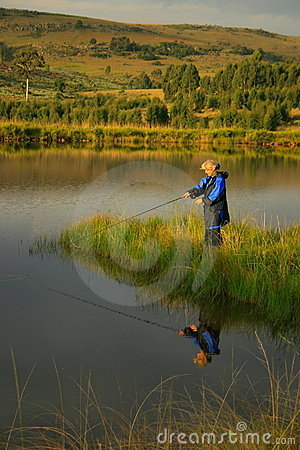 Free Come Fishing Stock Image - 837051