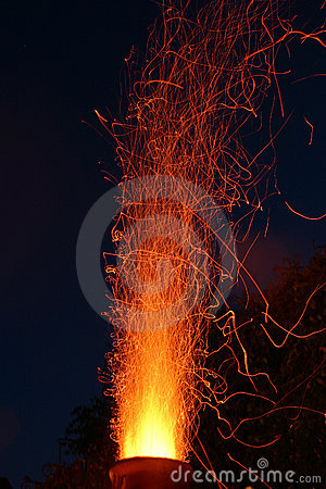 Free Come On Baby Light My Fire! Stock Image - 257261