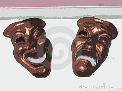 Comedy Tragedy Opera Masks