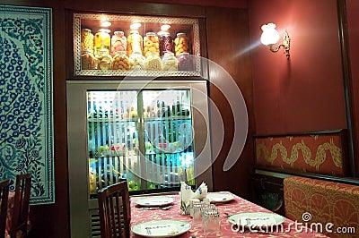 Comfortabel restaurant