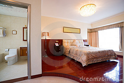 Comfortable bedroom