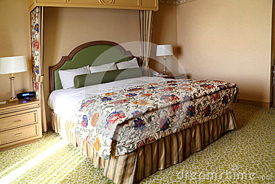 Comfortable hotel room