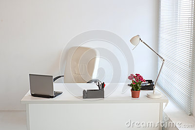 comfortable modern office