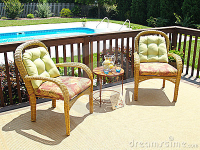 Comfortable Patio