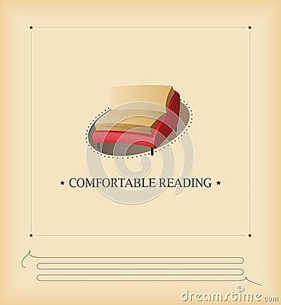 Comfortable reading