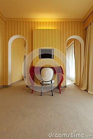 Comfortable room, hall