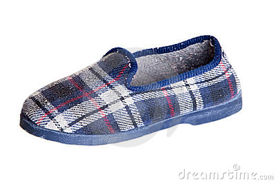 Comfortable shoe for home