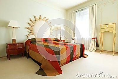 Comfortable suit, bedroom