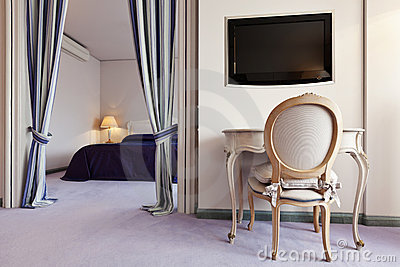 Comfortable suite