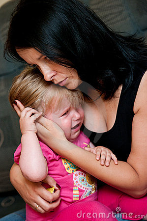 Comforting a Crying Infant