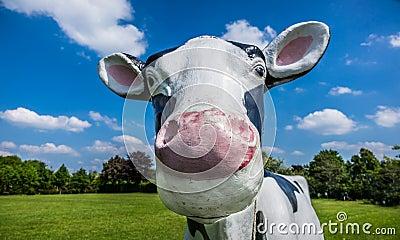 Comic Cow