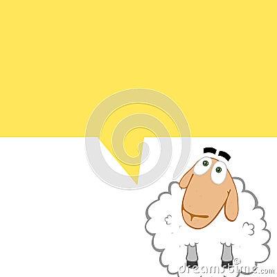 Comics sheep