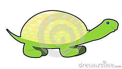 Comics turtle